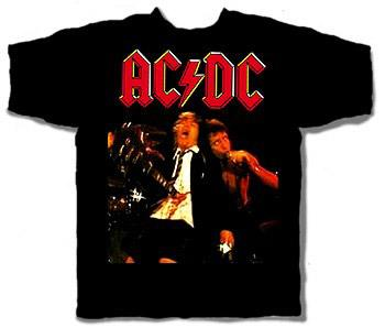 AC/DC AT-ShirtIF YOU WANT BLOOD YOU GOT ITACD130