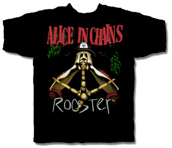 ALICE IN CHAINS T-ShirtROOSTERAIC103