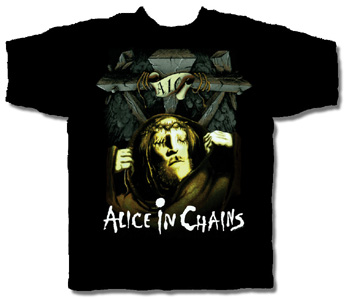 ALICE IN CHAINS T-ShirtCROSSAIC105